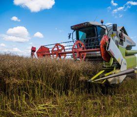 Как роботы-комбайны, нейросети и машинное зрение делают сельское хозяйство умным