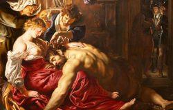 Нейросеть усомнилась в подлинности картины Рубенса «Самсон и Далила» – на 91%